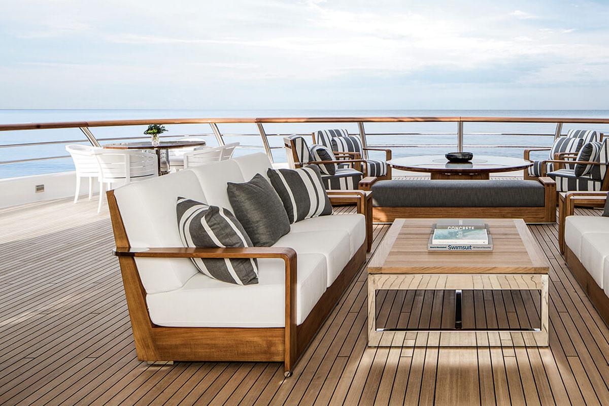 yacht linea arredamenti